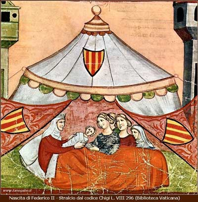 Nascita di Federico II